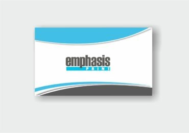 63524bc06b00 Επαγγελματικές Κάρτες - Emphasis Print